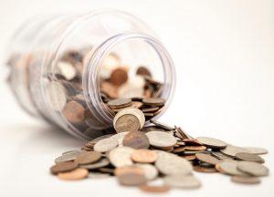 Money spill